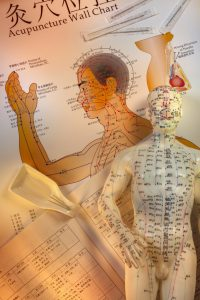 acupuncture pain relief points